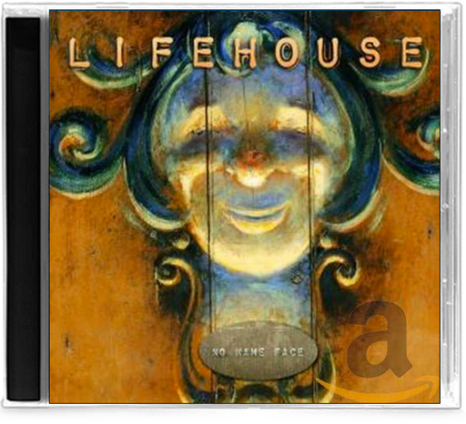Lifehouse - No Name Face (CD)