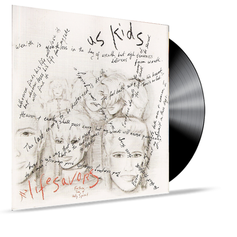 Lifesavors - Us Kids (Vinyl) DEBUT