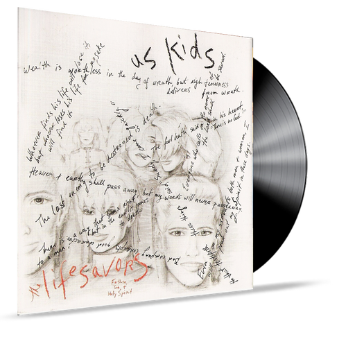 Lifesavors - Us Kids (Vinyl) DEBUT - Christian Rock, Christian Metal