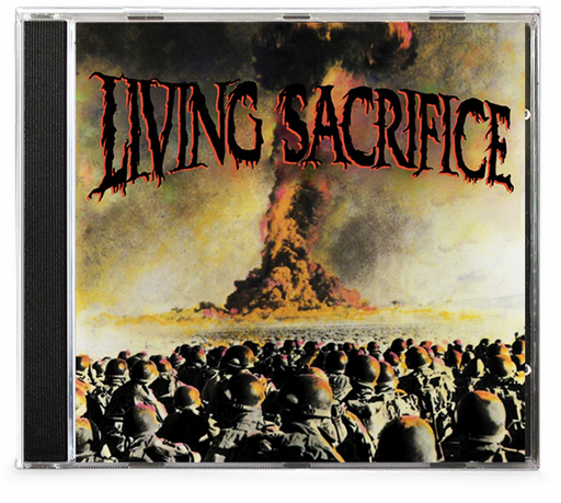 LIVING SACRIFICE - LIVING SACRIFICE (30th Anniversary Edition) (*NEW-CD, Remastered)