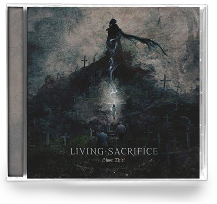 Living Sacrifice - Ghost Thief (NEW-CD) 2013 SOLID STATE