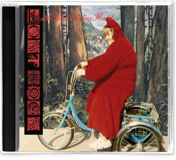 Lost Dogs - Little Red Riding Hood (CD) - Christian Rock, Christian Metal