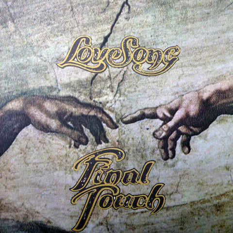 Love Song - Final Touch (Used Vinyl) 1974 Good News Records
