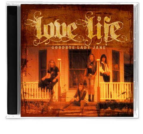 Love Life - Good Bye Lady Jane (2019) CD
