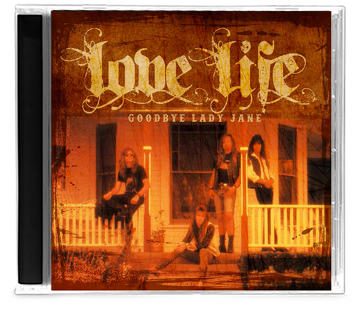 Love Life - Good Bye Lady Jane (2019) CD - Christian Rock, Christian Metal