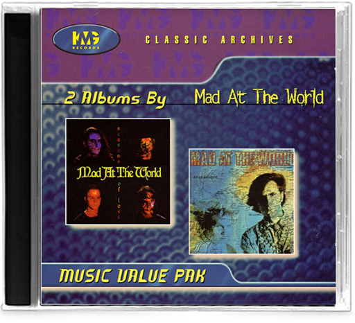 MAD AT THE WORLD KMG CLASSIC ARCHIVE (CD) 2 ALBUM