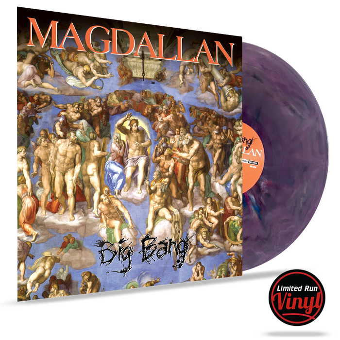 MAGDALLAN - BIG BANG (*COLORED VINYL) LIMITED RUN VINYL 100 UNITS - Christian Rock, Christian Metal