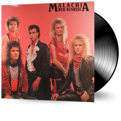 Malachia - Red Sunrise (Vinyl) Pre-owned rare.