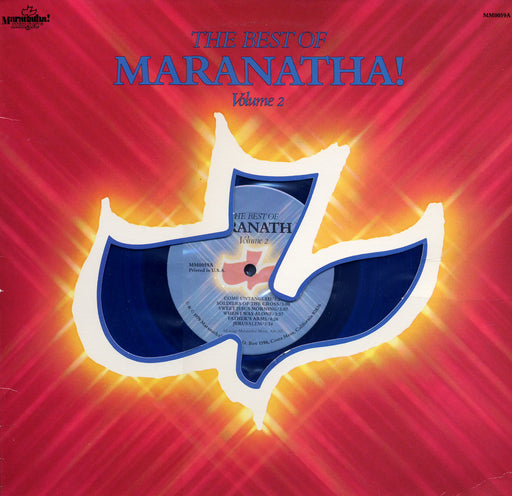 The Best Of Maranatha! Volume 2 (Vinyl) 1979 - Christian Rock, Christian Metal