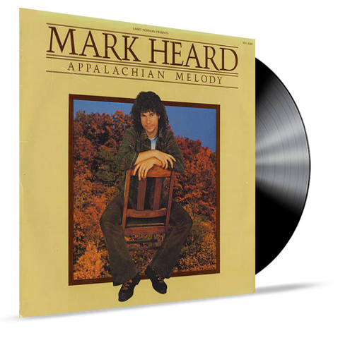 Mark Heard - Appalachian Melody (Vinyl) - Christian Rock, Christian Metal