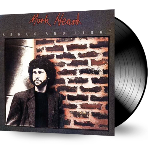 Mark Heard - Ashes and Light (Vinyl) 1984 Home Sweet Home Records - Christian Rock, Christian Metal