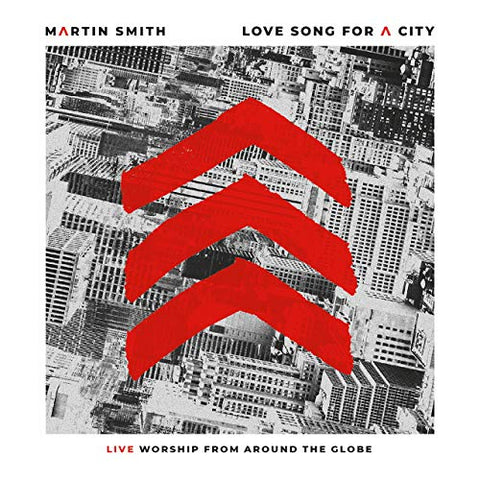 Martin Smith - Love Song For a City (CD)