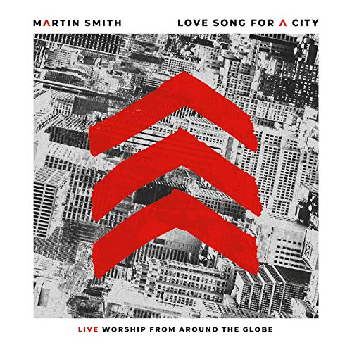 Martin Smith - Love Song For a City (CD) - Christian Rock, Christian Metal