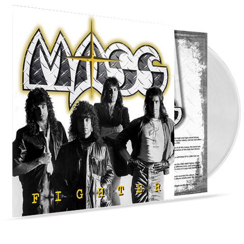 Mass - Fighter (White Vinyl)