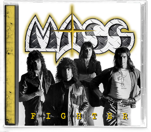 Mass - Fighter (CD) - Christian Rock, Christian Metal