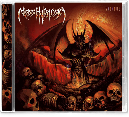 Mass Hypnosia - Vicious (CD)