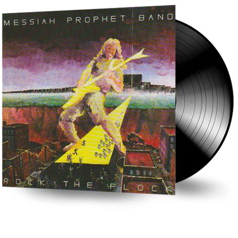 Messiah Prophet Band - Rock the Flock (Vinyl) Original Pressing