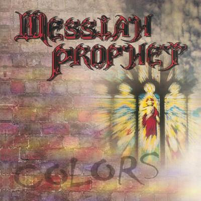MESSIAH PROPHET - COLORS (CD, 1996, U.C.A.N.) third release by band - Christian Rock, Christian Metal
