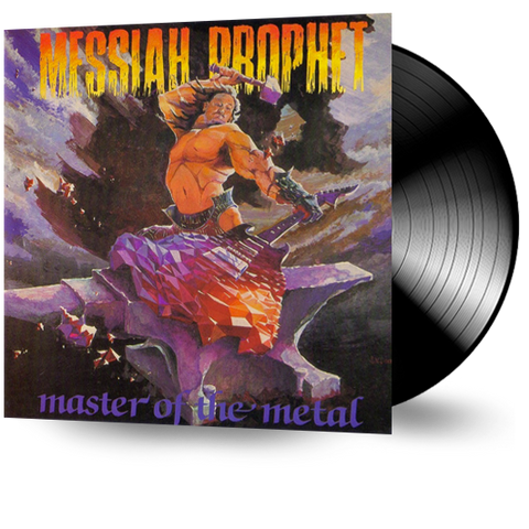 MESSIAH PROPHET - MASTER OF THE METAL (Vinyl) Original Issue