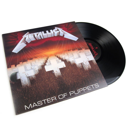 Metallica - Master of Puppets (180 Gram Vinyl) New/Sealed - Christian Rock, Christian Metal
