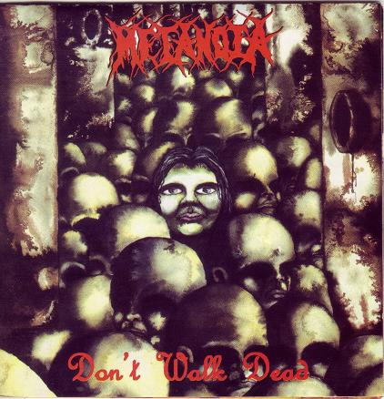 Metanoia - Don't Walk Dead (CD)