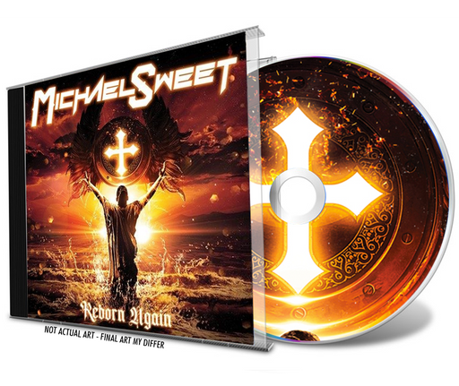 Michael Sweet - Reborn Again (CD)