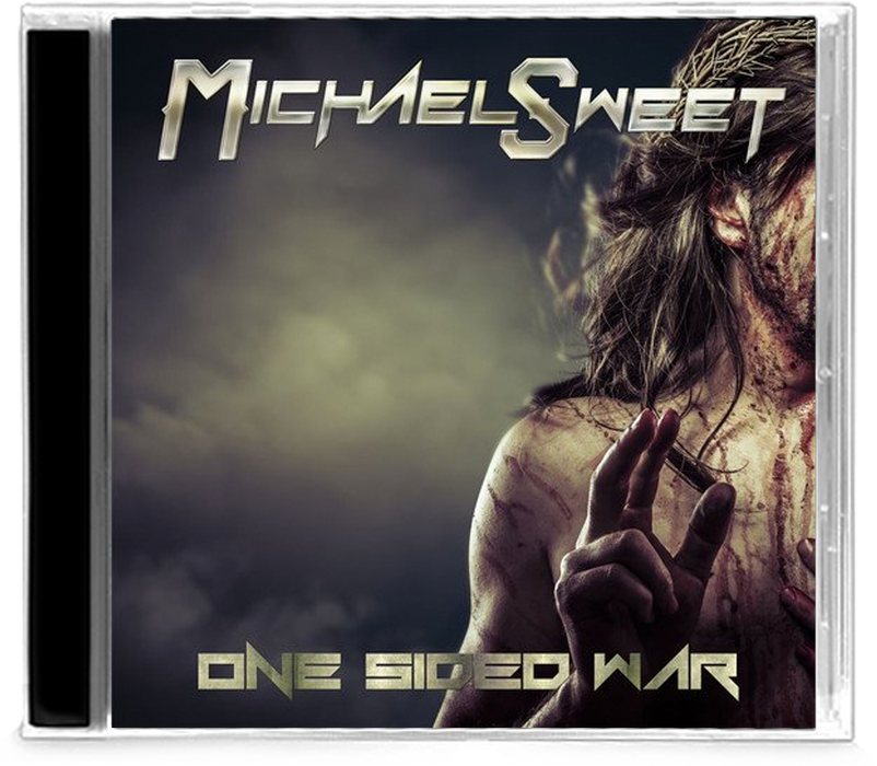 Michael Sweet - One Sided War (CD) - Christian Rock, Christian Metal