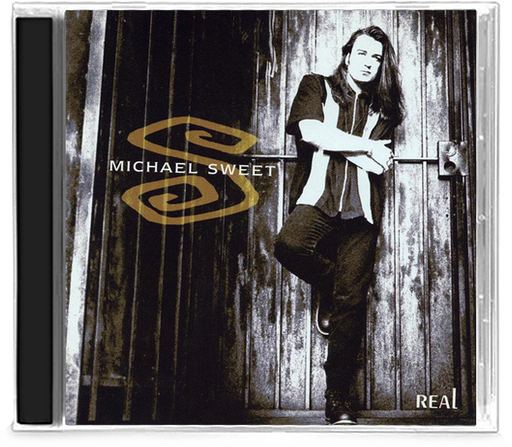 Michael Sweet - Real (CD) Pre-Owned STRYPER - Christian Rock, Christian Metal