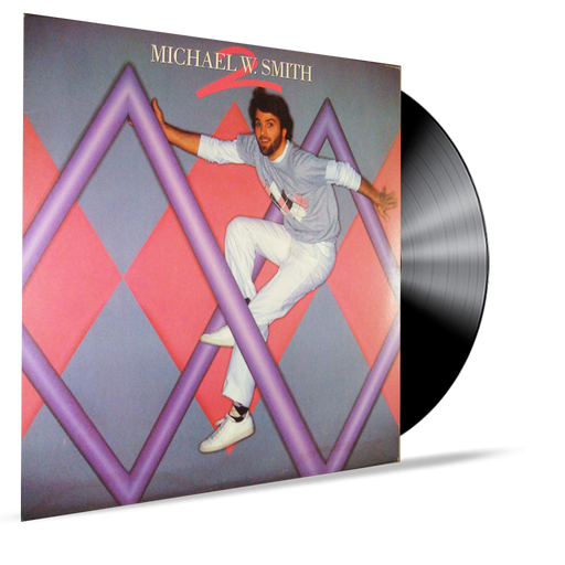 MICHAEL W. SMITH - 2 (VINYL) - Christian Rock, Christian Metal