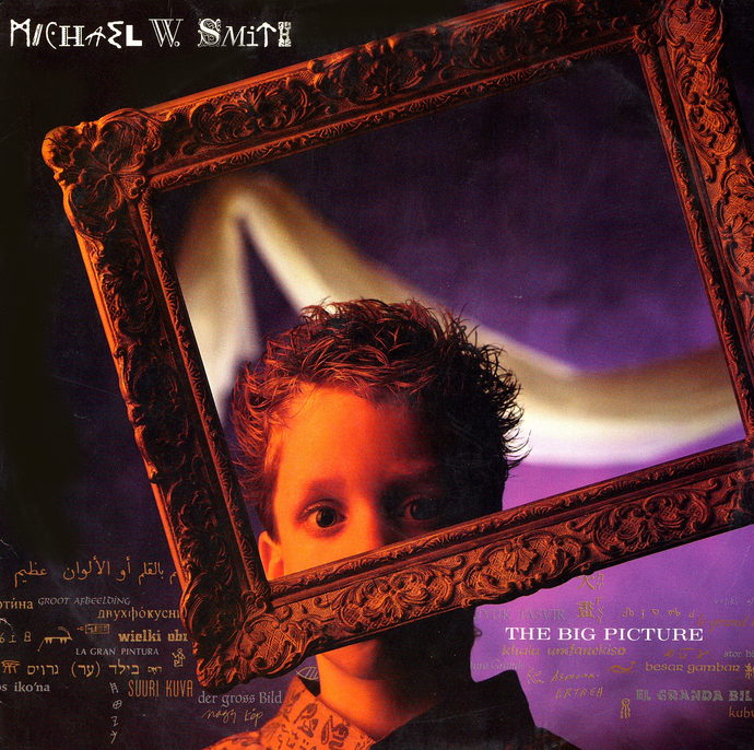 Michael W. Smith - The Big Picture (Used Vinyl)