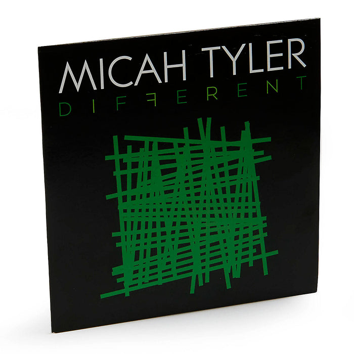 Micah Tyler - Different (EP - Christian Rock, Christian Metal