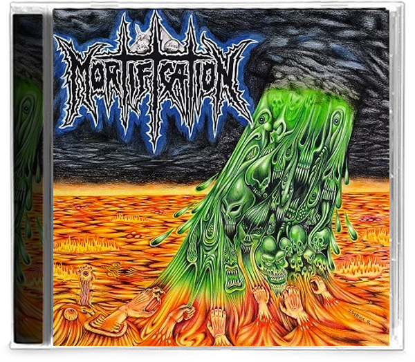 MORTIFICATION - MORTIFICATION (*NEW-CD, 2020, Soundmass) Deluxe reissue w/bonus tracks - Christian Rock, Christian Metal