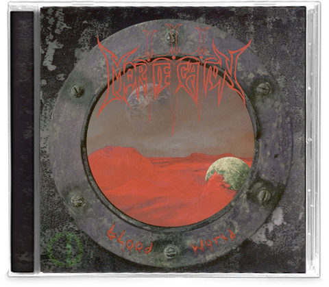 Mortification - Blood World (CD) Intense Records