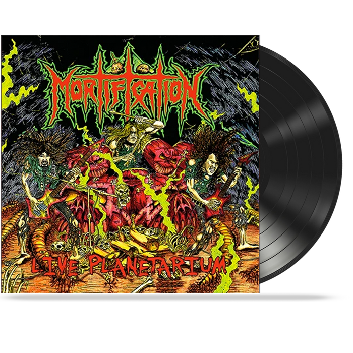 MORTIFICATION - LIVE PLANETARIUM (*NEW-VINYL, 2019, Soundmass Records) (IMPORT) - Christian Rock, Christian Metal
