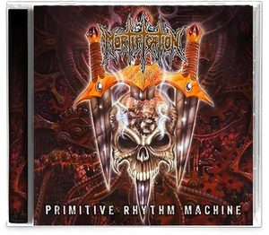 MORTIFICATION - PRIMITIVE RHYTHM MACHINE (*NEW-CD, 2020, Soundmass) Deluxe reissue w/bonus tracks - Christian Rock, Christian Metal