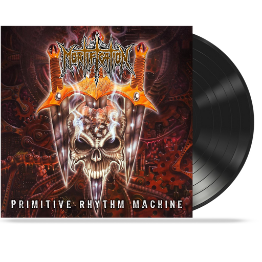 MORTIFICATION - PRIMITIVE RHYTHM MACHINE (*NEW-2018 VINYL, Soundmass Records) - Christian Rock, Christian Metal