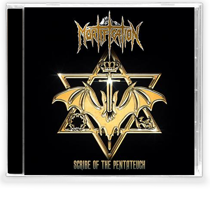 Mortification - Scribe Of The Pentateuch (CD)