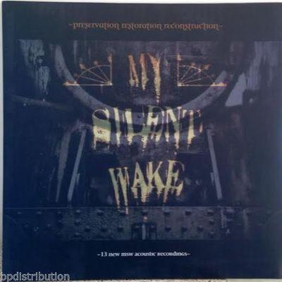 MY SILENT WAKE - PRESERVATION RESTORATION RECONSTRUCTION (Vinyl) - Christian Rock, Christian Metal