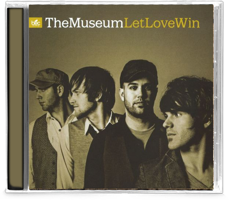 The Museum - Let Love Win (CD) - Christian Rock, Christian Metal