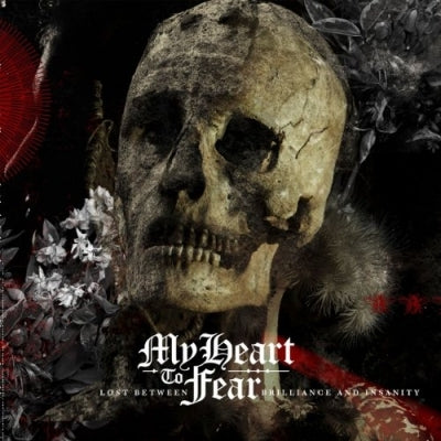 My Heart to Fear - Lost Between Brilliance and Insanity (CD) - Christian Rock, Christian Metal
