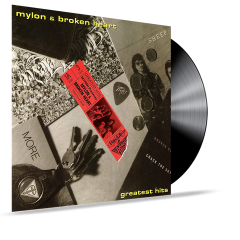 Mylon and Broken Heart - Greatest Hits (Vinyl)