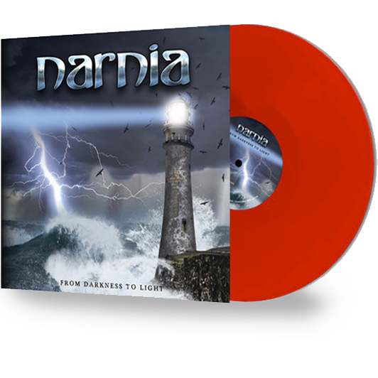 Narnia - From Darkness To Light (Red Vinyl) - Christian Rock, Christian Metal
