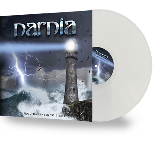 Narnia - From Darkness To Light (White Vinyl) - Christian Rock, Christian Metal