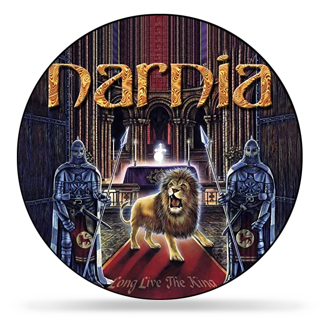 Narnia - Long Live The King (20th Anniversary Edition) PICTURE DISC - Christian Rock, Christian Metal