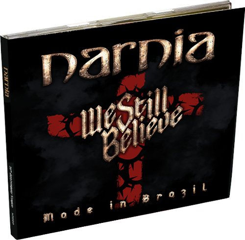 Narnia - We Still Believe (CD) - Christian Rock, Christian Metal