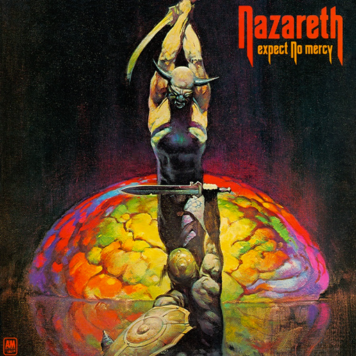 Nazareth - Expect No Mercy (Vinyl) - Christian Rock, Christian Metal
