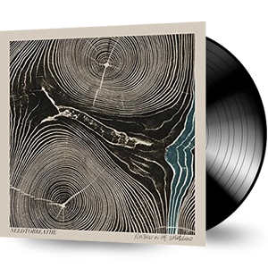 Needtobreathe - Rivers In the Wasteland (Vinyl) pre-owend
