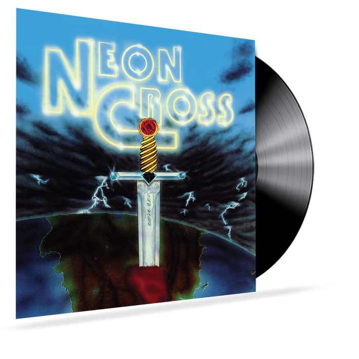 Neon Cross (Vinyl) Regency Records pre-owned - Christian Rock, Christian Metal