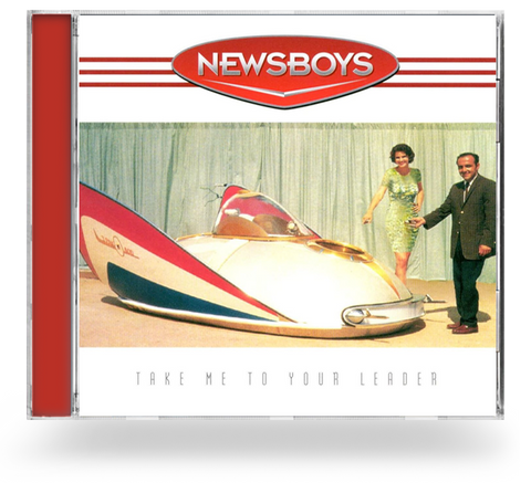 Newsboys - Take Me To Your Leader (CD)