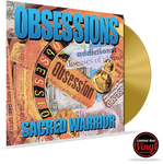 SACRED WARRIOR - OBSESSIONS (*NEW-180 Gram Watermelon Red Swirl Vinyl, Retroactive) Limited 200 Units